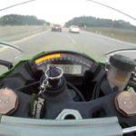Vídeo: Ir a 299km/h y que te adelante un Audi RS6  como un relámpago