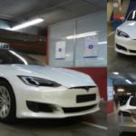 Los primeros taxis eléctricos de Tesla cuestan 86.000€ y llegan a Madrid tras superar la homologación