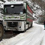 ¡¡Ultima hora del temporal!! Más de 300 carreteras y puertos de montaña, afectados por la nieve y el hielo