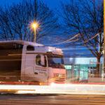 Trágico hallazgo: fallece un hombre por hipotermia cuando dormía en la caja de un camión abandonado