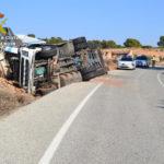 Interceptados tres conductores de vehículos pesados por conducir bajo los efectos del alcohol y las drogas