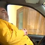 Nueve días durmiendo en su furgoneta por que han ocupado su casa