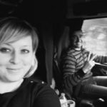 """~Esposa de un Camionero~ """"Me casé con un hombre que está casado con su trabajo, sus compañeros y su camión."""