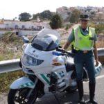Rosario, la primera Mujer motorista de la Guardia Civil de Trafico en Tenerife
