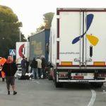 El camionero lituano fue asesinado por defender la mercancía