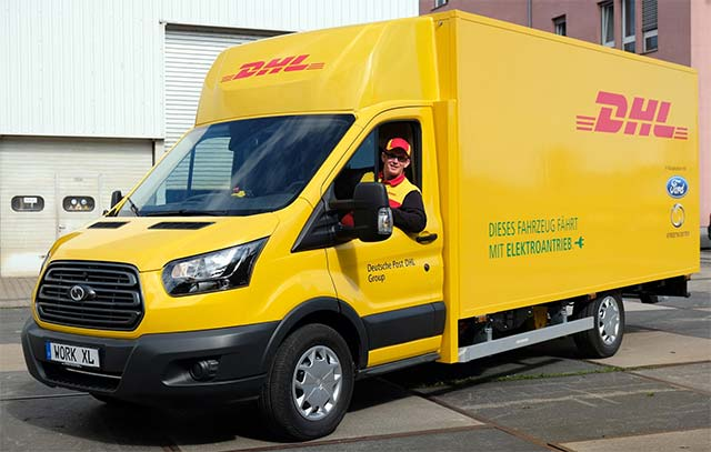 DHL StreetScooter WORK XL