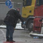 Tres camioneros arrestados por el asesinato a golpes de un compañero ayer domingo