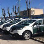 Así son los 180 nuevos coches de la Guardia Civil