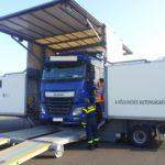 Un eurodiputado quiere una ITV móvil a camiones en toda Europa