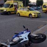 TRAGEDIA!! Mueren un padre y su hijo menor tras colisionar contra un camión en la Roca del Vallès
