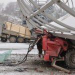 El puente maldito que mató a dos camioneros aplastados