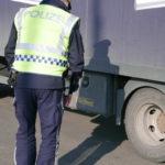 7500€ al conductor serbio que viajó más de 5.500 km sin la tarjeta de conductor