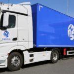 GEODIS necesita contratar diez conductores para transporte internacional