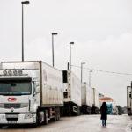 """Los transportistas de mercancías amenazan con """"paralización total"""" a partir de junio en Portugal"""