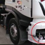 AUDIO: Empresario descuenta 1500€ a los empleados por golpes sin querer en el camión