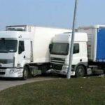 Siete motivos de peso para no ser conductor de camiones