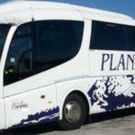 Autocares Plana necesita conductores 2000 euros de salario
