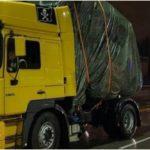 No te vas a creer la carga que contiene este camión!!