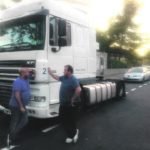 Un camionero denuncia que los Mossos han 'secuestrado' su camión