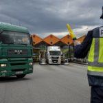 Girona, fin de trayecto de los camiones patera procedentes de Italia