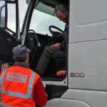 Detenido un camionero por dar una paliza a un compañero en Olazagutía