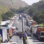 Los camioneros amenazan al Gobierno con un paro nacional a principios de año