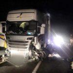Muere un matrimonio y sus hijos están heridos tras chocar contra un camión en la 340 en Vinaròs
