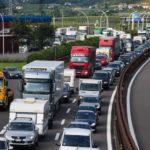 La prohibición de Austria a camiones produce colas de más de 70 km en la A-22 en el paso Brennero