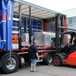 Estiba: los cargadores pasan la pelota a los transportistas