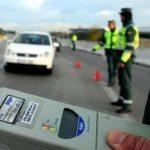 La Guardia Civil detiene a un camionero por invadir el sentido contrario y septuplica la tasa de alcohol permitida