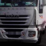 Multado con 9.000 € un camionero en Cintruénigo por manipular el sistema de gases
