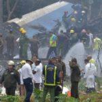 Un Boeing 737 con 113 pasajeros se estrelló en Cuba.