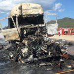 Fallecen 2 camioneros en solo 24 horas y ha habido 7 accidentes con camiones en solo 9 días