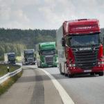 La supresión de peajes ganará en seguridad y ahorrará cerca de 2.000 € por camión