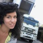 Mi sueño ser camionera: Tiene 23 años y hace 2 que lo es