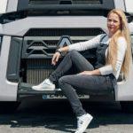 Soy camionera: Petra Alexandra, querer es poder