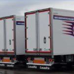 Transportes New Frío busca 50 chóferes para transporte internacional