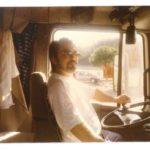 Homenaje a un camionero de Acotral, jubilado tras casi 30 años en la empresa