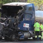 La vida y los riesgos de los conductores de transporte por carretera están sujetos a lo siguiente