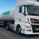 Positivo en cocaína llevando un camión de mercancías peligrosas