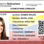 España suspende convalidar el carnet de conducir venezolano