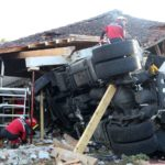 Muere un camionero de Geodis, al estrellarse contra una casa en Francia