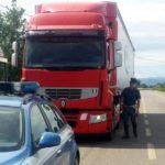 400 euros, camión inmovilizado 60 días por un error de los funcionarios en el CAP