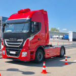 ZF presenta un camión que carga y descarga por sí solo