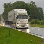 El triste despertar de un Camionero a miles de kilómetros de los suyos