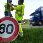La DGT apuesta por poner más radares y bajar la velocidad a 80 para reducir las muertes en carretera