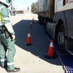 Hoy comienza una campaña intensiva control de camiones y autobuses en toda Europa