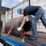 El transporte quiere que se clarifique muchas cuestiones al cumplimiento de la obligación de la correcta sujeción de la carga