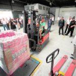 Un camionero sospecha y descubre 120 kilos de 'maría' ocultos en una carga de leche que transportaba