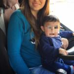 Denunciada la conductora de un camión por amamantar a su bebé mientras conducía